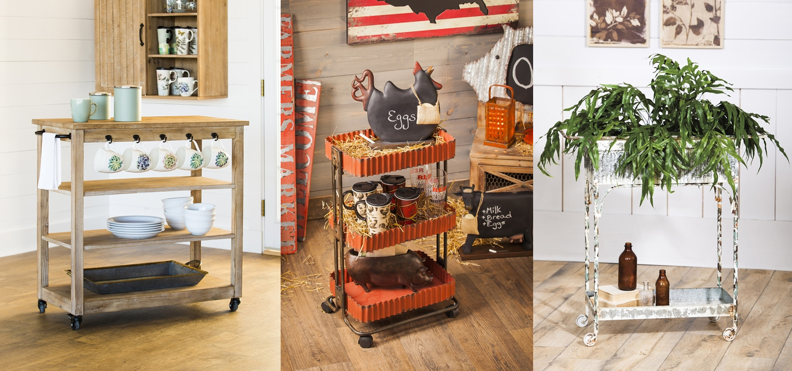 30 Ways to Use a Tiered Cart