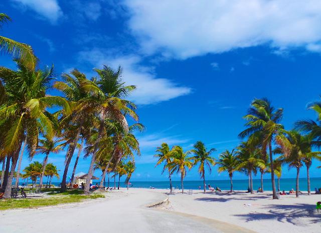 Crandon Park em Miami