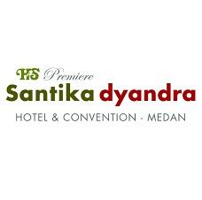 Logo Hotel Santika Premiere Dyandra Medan