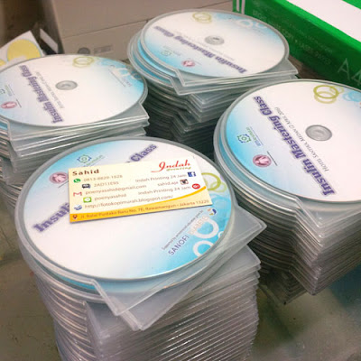 Paket CD DVD Murah Jakarta