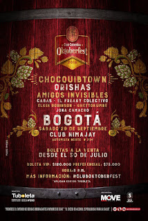 Club Colombia: OKTOBERFEST 2018 Bogotá