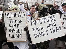 Émeutes musulmanes au Danemark, pour interdire toute critique de l'islam