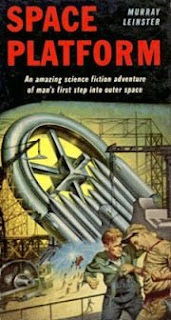 Cover of the novel Space Platform by Murray Leinster