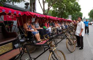 Rickshaw Ride - Beijing