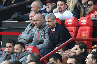 This Is Why Wenger Isn't Progressing at Arsenal - Former Tottenham Boss