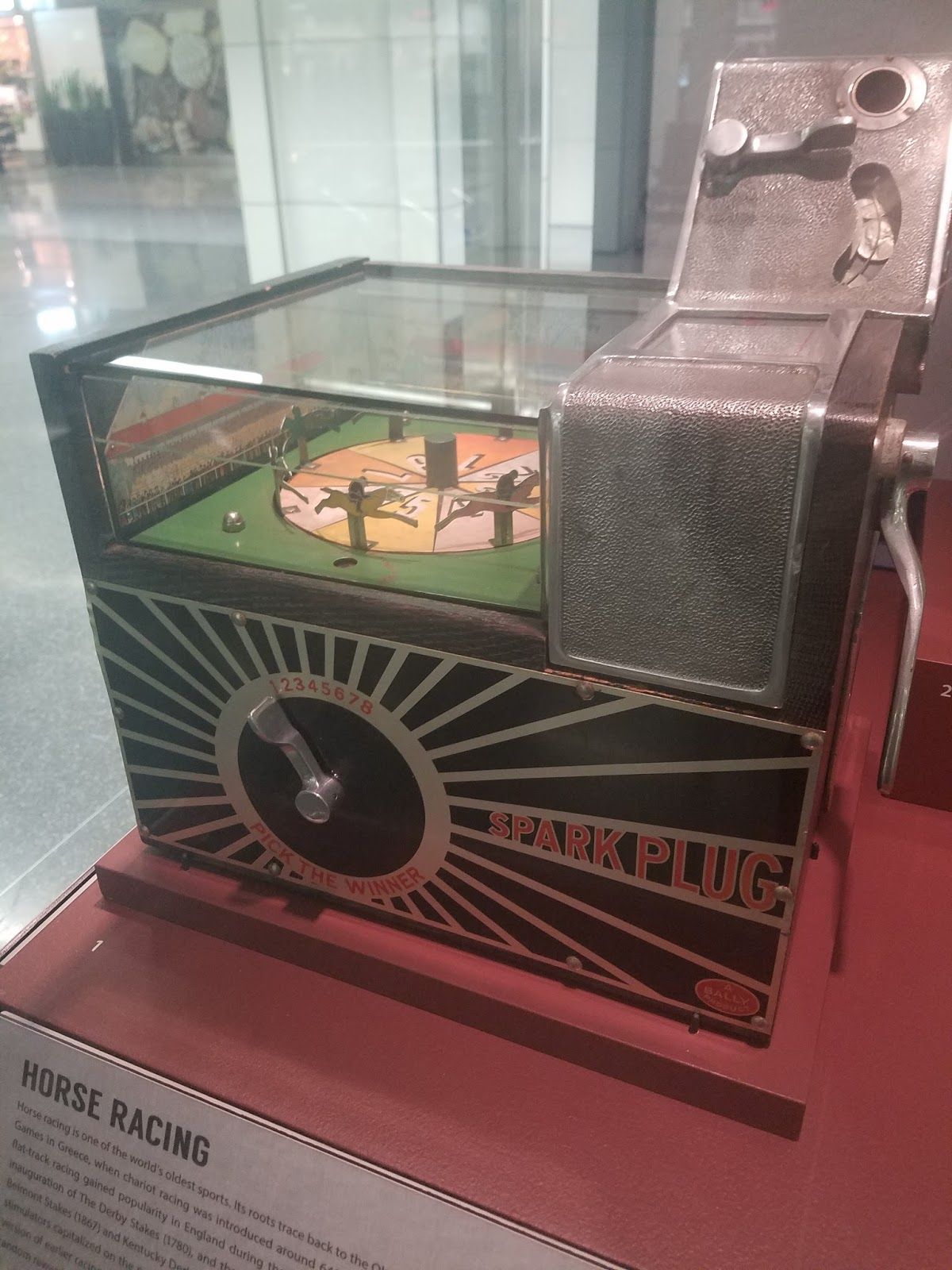 coin operated machines history
