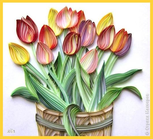 Тюльпаны открытки своими руками, картинки сэндвичей