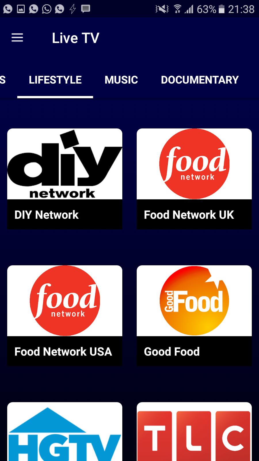 Ckaytv Apk : ckaytv, CKayTV-, Premium, ANDROID