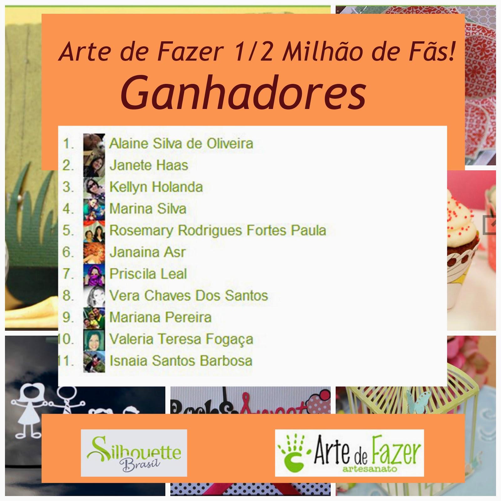 Arte de Fazer 1 2 milhão de fãs ENCERRADA ~ Arte De Fazer ... 05b444aa13