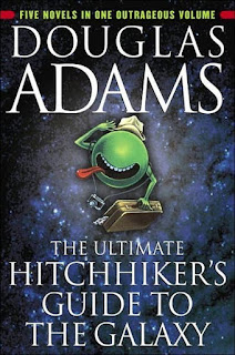 Douglas Adams - The Ultimate Hitchhiker's Guide to the Galaxy PDF eBook