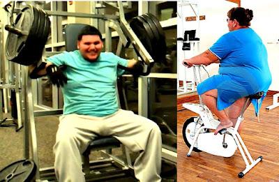 Cardio vs levantamiento de pesas en personas con obesidad