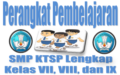 gambar Unduh RPP, Silabus, Prota, Promes SMP KTSP Tahun 2016/2017