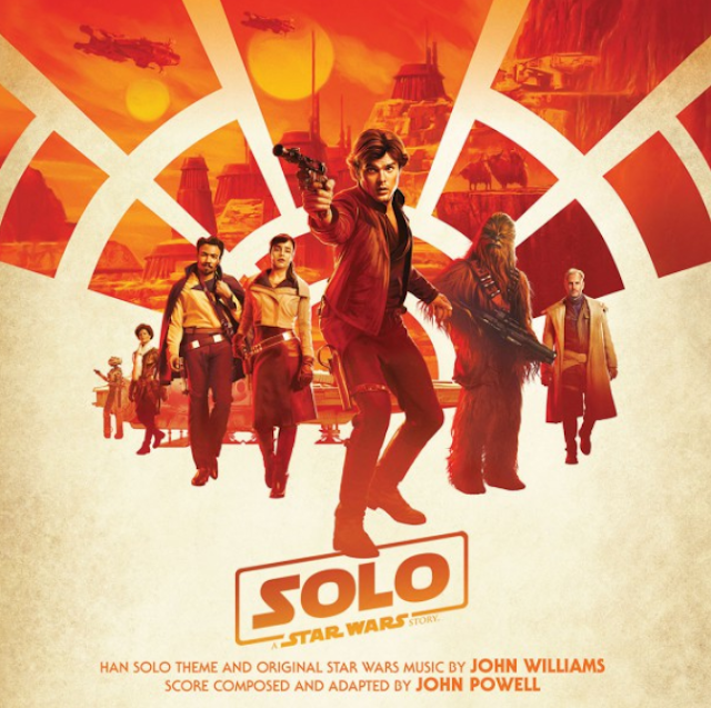 'Solo: A Star Wars Story': Original Motion Picture Soundtrack Available May 25th