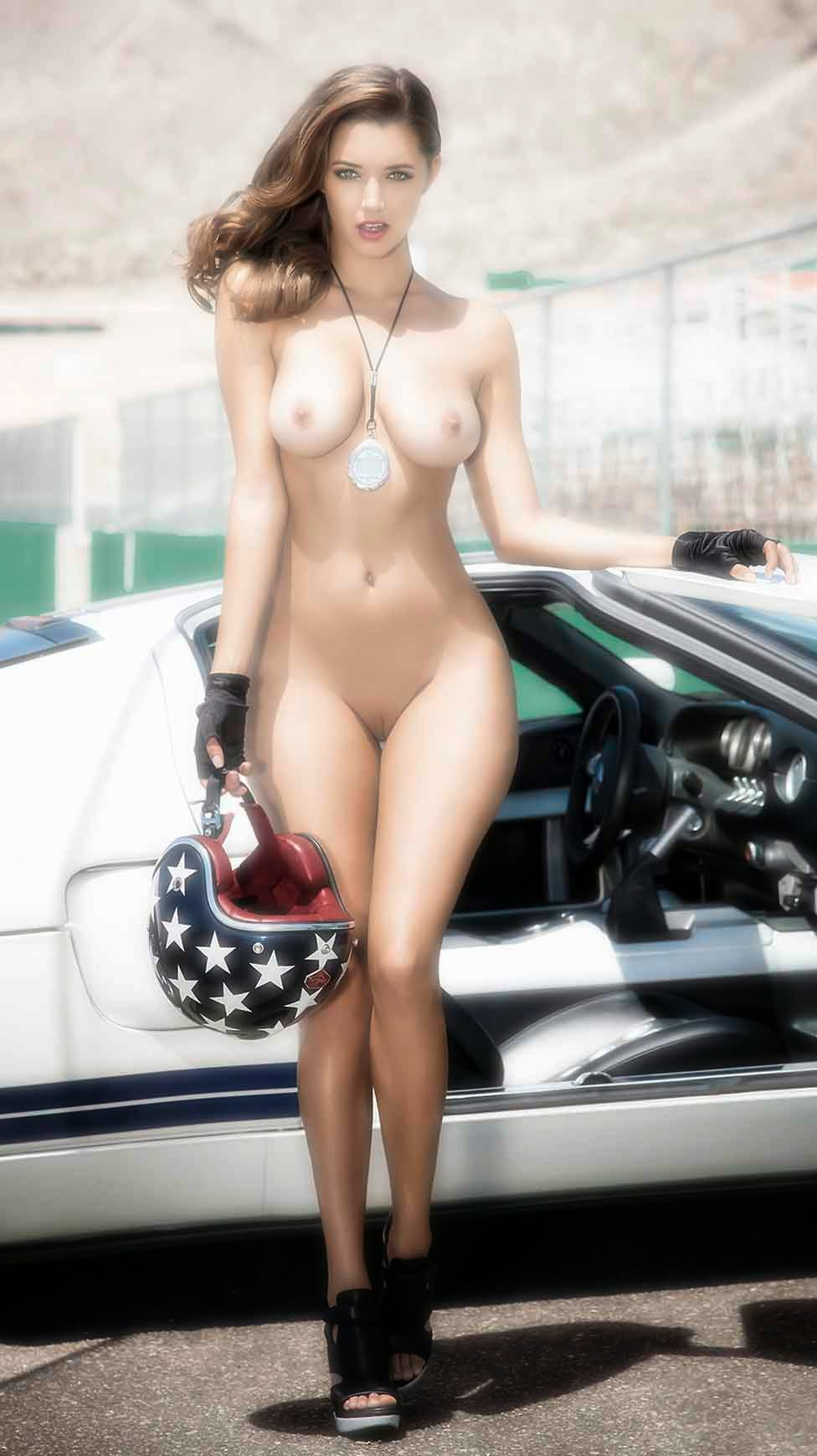 Voluptuous Nude Non-Asian Girls Worth Your Time Seriously -4424