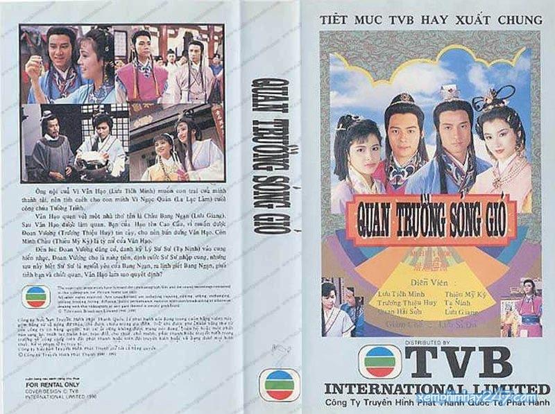 http://xemphimhay247.com - Xem phim hay 247 - Quan Trường Sóng Gió (1990) - An Elite's Choice (1990)