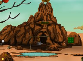 Play  Games4Escape Desert Bird Escape