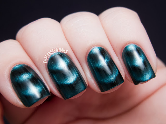 Chalkboard Nails: Nails Inc Whitehall