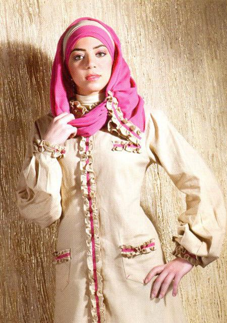 Emoo Fashion Saudi Burqa Designs 2012 Latest Abaya Trend
