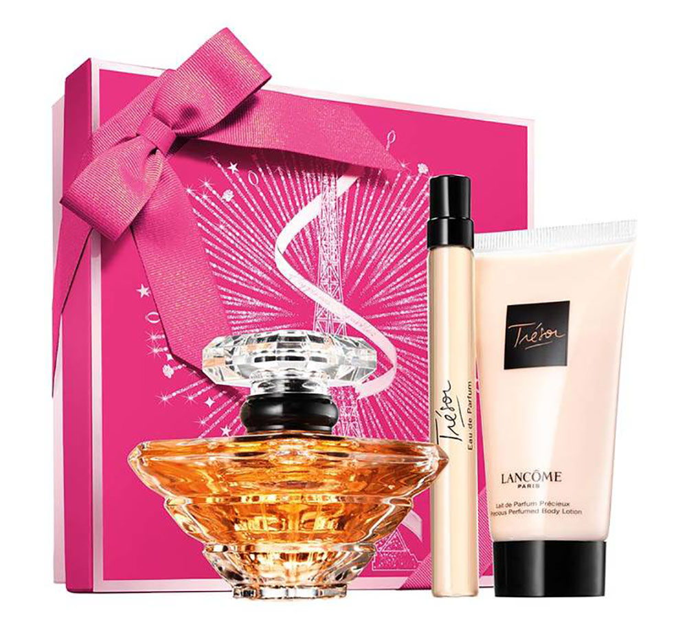 your beauty gossip lancme trsor moments set