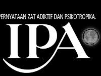 Pernyataan tentang Zat Adiktif dan Psikotropika (Ilmu Pengetahuan Alam) IPA 2017