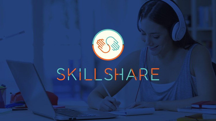 50% off Record & Publish Videos For a Living - Skillshare Domination