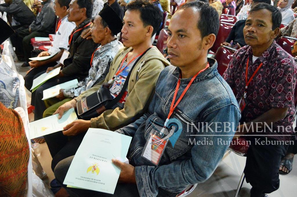 Miris, Baru 22 Persen Tanah di Kebumen Bersertifikat