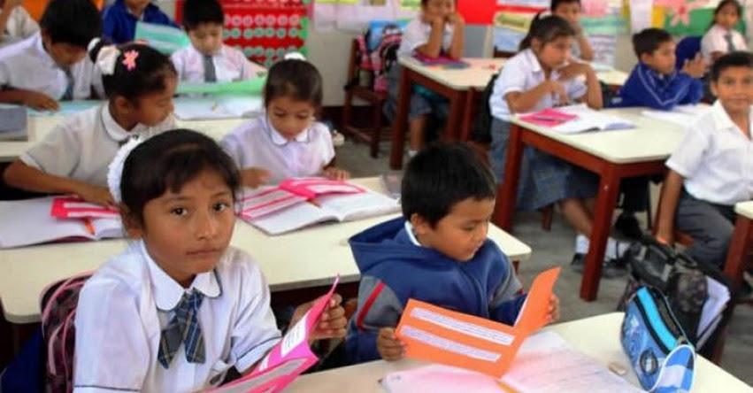 MINEDU combate la informalidad en colegios con apoyo de entidades aliadas - www.minedu.gob.pe