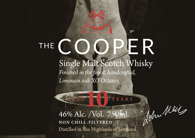 John Neilly The Cooper Single Malt Scotch Whiskey