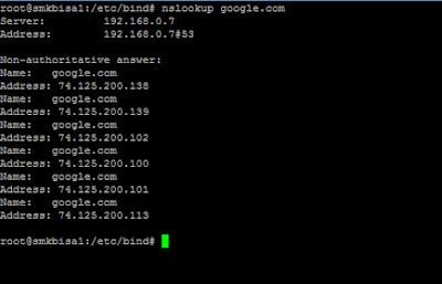 Cara Setting Forward DNS Debian 9 Dengan Bind9 3