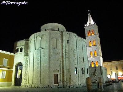Zara chiesa san Donato Croazia