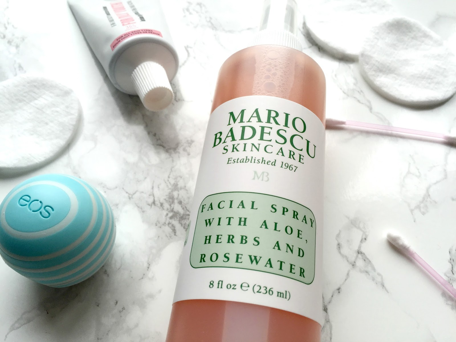 Kylie Jenner Mario Badescu Rosewater, Mac fix+ cheap dupe, dupe for mac fix+ review, mario badescu rosewater review, finishing spray mario badescu,