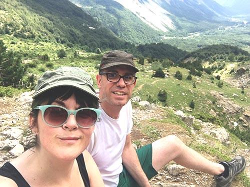 Valle de Pineta en nuestras vacaciones