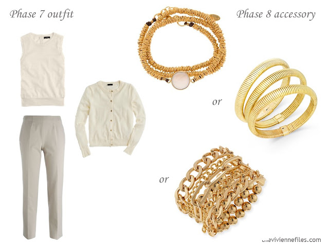 How to add accessories to a capsule wardrobe - jewellery