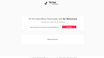 Share Code  Download Video TikTok Không Có Watermark
