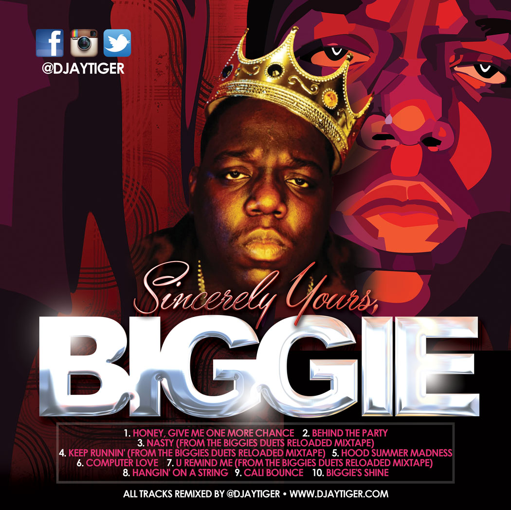 THE NOTORIOUS BIG 20 YEAR ANNIVERSARY: SINCERELY YOURS, BIGGIE
