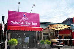Lowongan Kerja Padang: Ashfa Salon & Day Spa September 2018