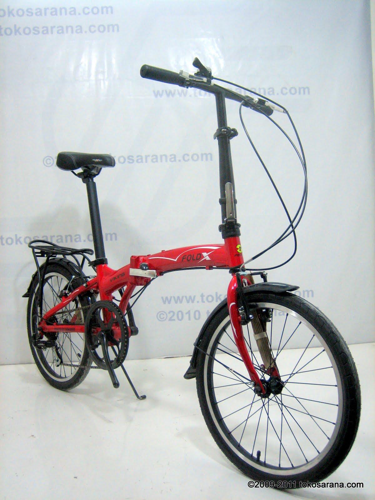 tokomagenta: A Showcase of Products: Sepeda Lipat Fold-X