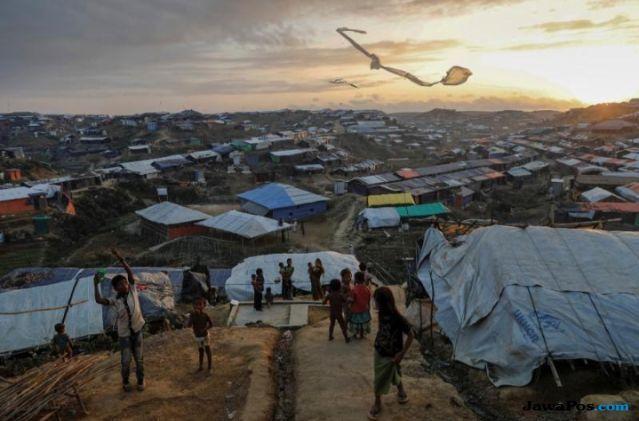 Setahun Krisis Rohingya, Pemerintah Myanmar Tolak Akui Kejahatannya