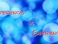 Pelajaran 185 : Memahami Perbedaan Experience dan Experiences