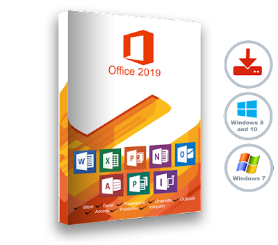 Microsoft Office Professional Plus 2019 Cracked