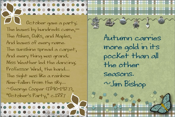 Oct. 2016 Autumn pocket cards 1-2