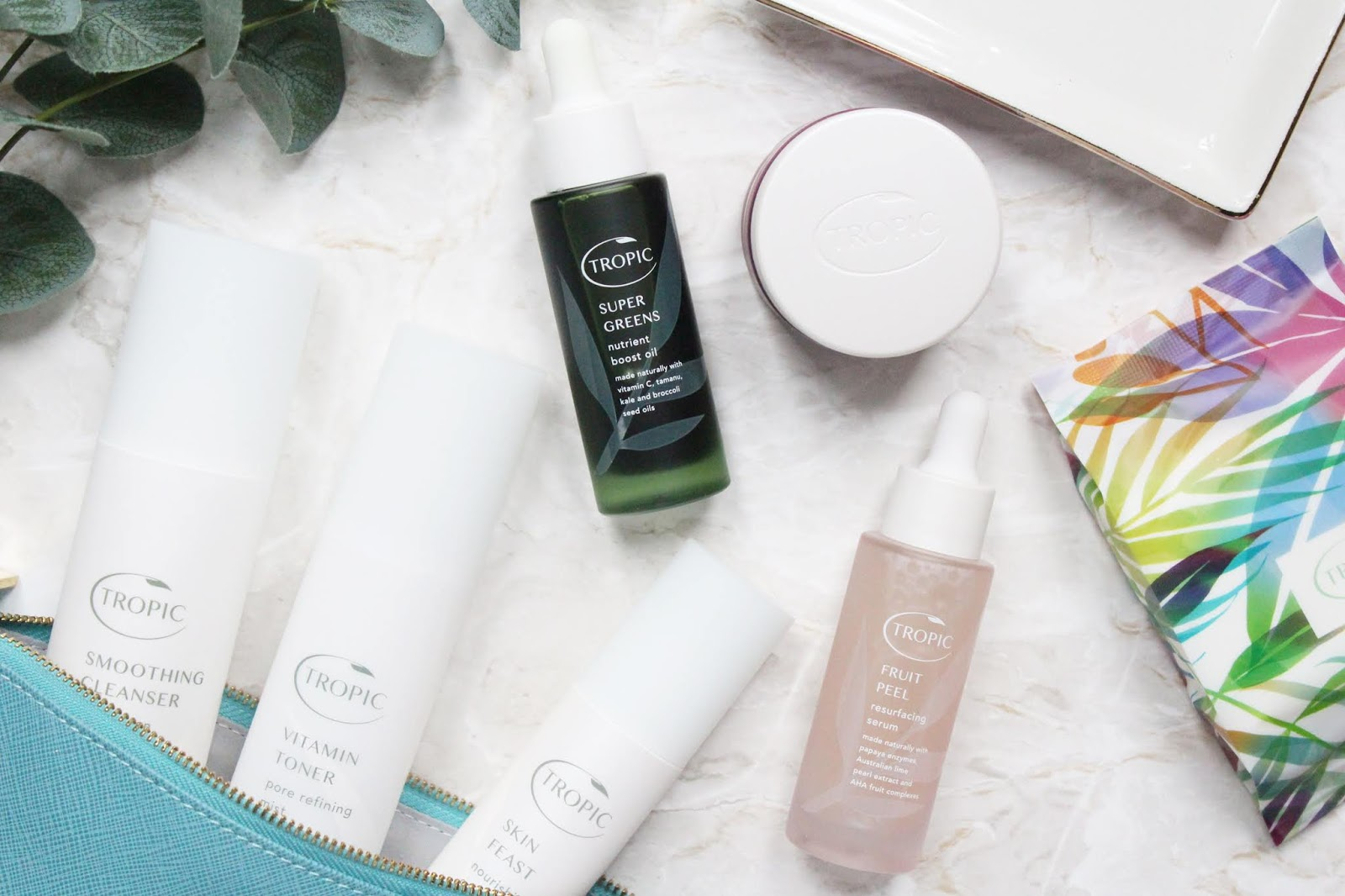A Guide to Tropic Skincare