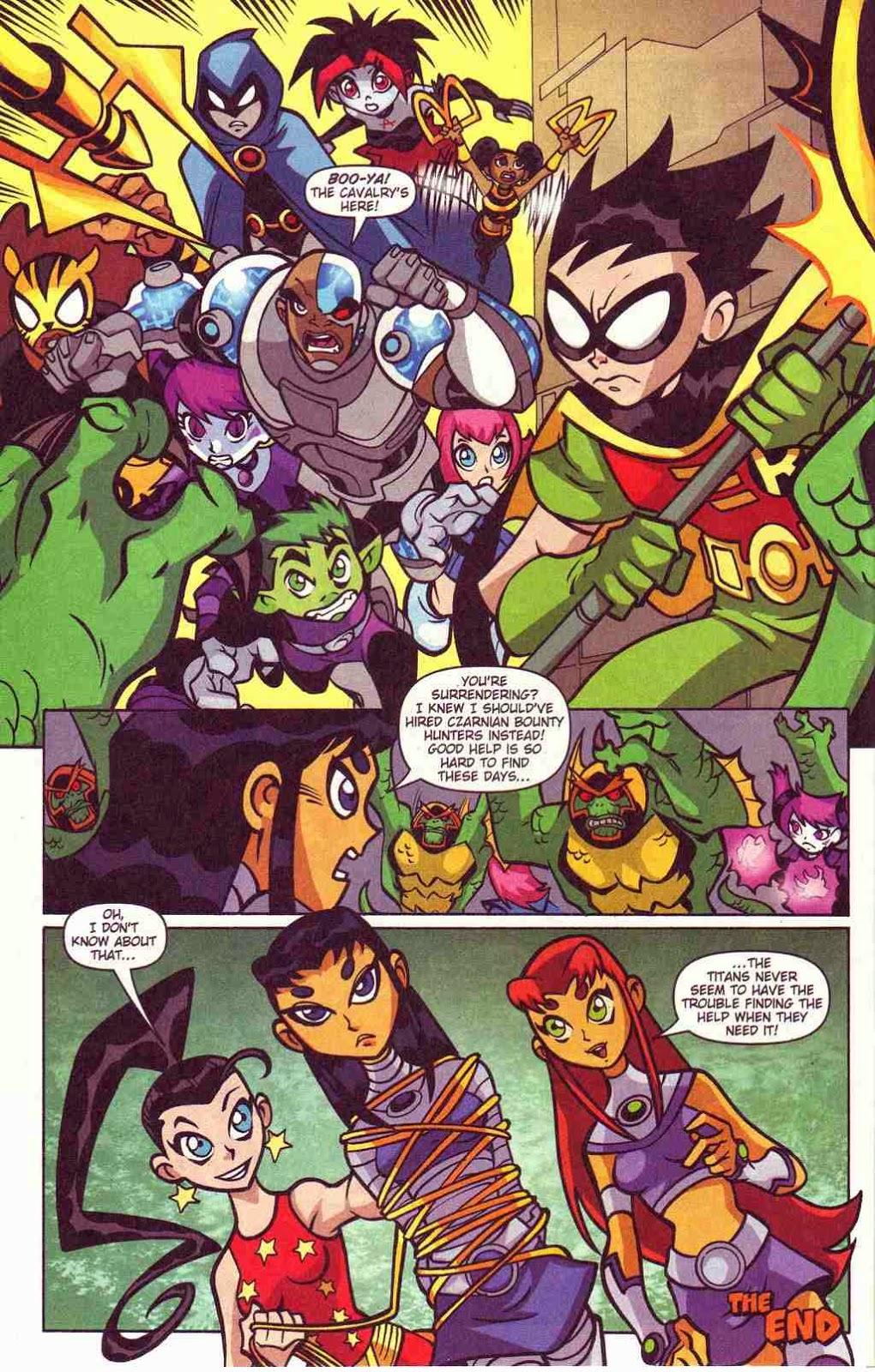 Teen Titans Go Comic Book Series Teen Titans Go Issue -8771