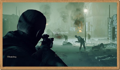 Sniper Elite Nazi Zombie Army 1 PC Games Gameplay
