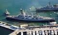 Το «ταξίδι» του θωρηκτού Αβέρωφ όπως το είδαν από το ελικόπτερο του Πολεμικού Ναυτικού (φώτο)