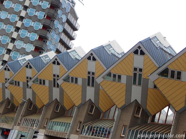 Casas Cubo (Kubuswoning) Piet Blom