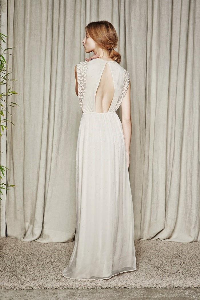 Vestido novia hoss intropia 2015