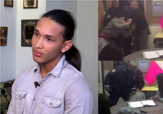 Estudiante dominicano demanda por brutalidad oficial del NYPD  por golpearlo en instituto de Brooklyn