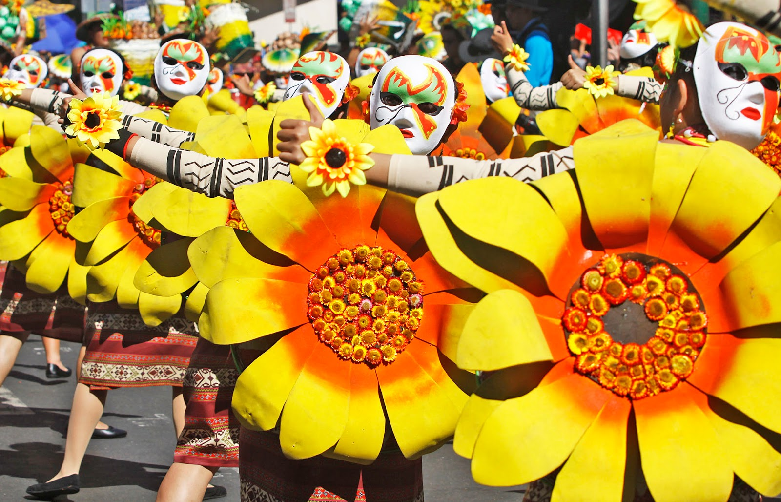 Panagbenga Flower Festival of Baguio City