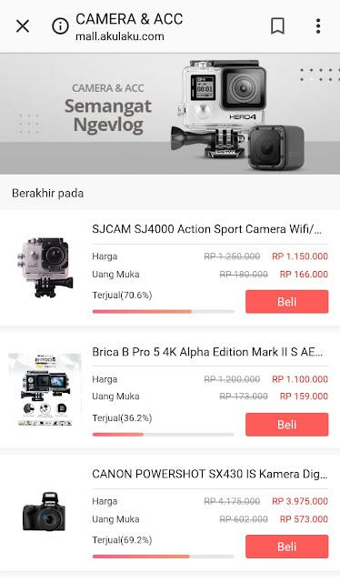 Kamera murah